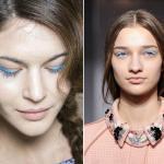 6 главных бьюти-трендов Лондонской недели моды.