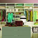 Большая, просторная, вместительная и стильная гардеробная комната - русская мечта не только всех девушек, но и многих мужчин!