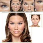 Уроки макияжа: Светящаяся кожа лица.