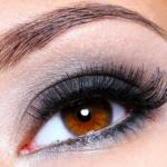Макияж глаз.  Как правило, именно на макияж глаз уходит больше всего времени.