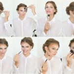 Контуринг – это техника в макияже, которая способна подчеркнуть достоинства лица с помощью бронзера и хайлайтера.