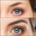 Красивые брови привлекают внимание к глазам и делают взгляд более выразительным.