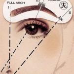 Главные правила идеального макияжа бровей.