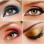 Идеи макияжа от Jafra. Хитрости в сочетании оттенков теней для век от Jafra.