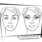 Сногсшибательный макияж для Нависших ВЕК.