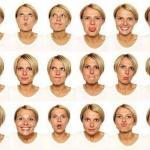 Специальный комплекс простых упражнений для лица.